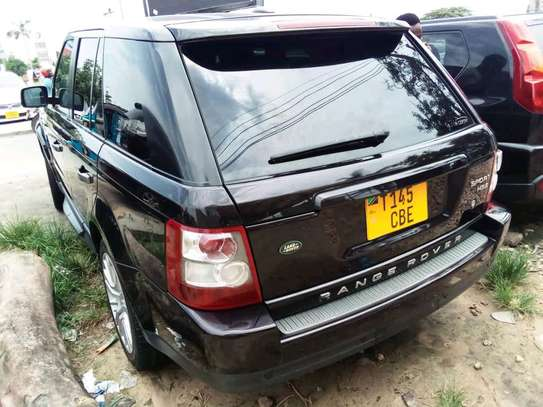 2009 Land Rover Range Rover image 7