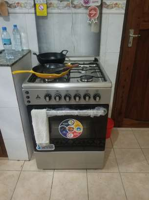 Delta Gas Cooker & Gas Oven image 4