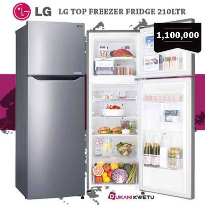 LG Top Freezer 2 Doors Refrigerator - 210LTR