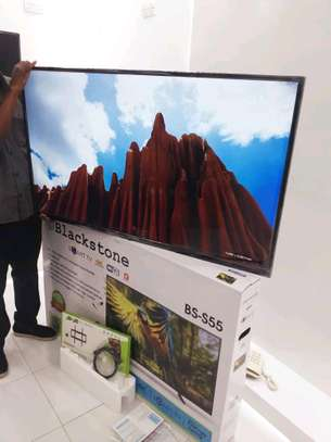 NEW BLACKSTONE 55 INCH SMART ANDROID 4K....950,000/= image 2