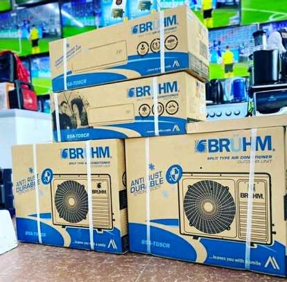 BEST BRUHM AIR CONDITION image 1