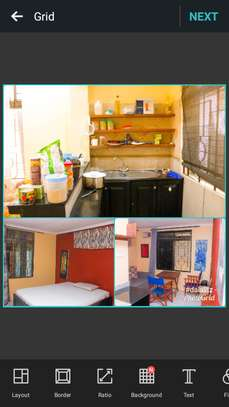 1 bdrm furnished apartment for long/short long lease at Upanga.