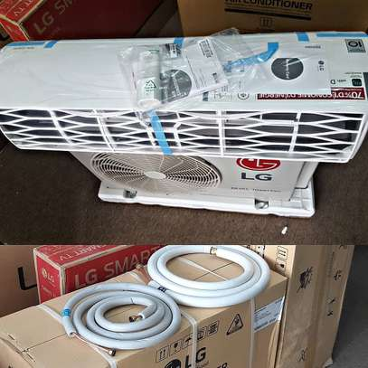 LG AIR CONDITIONER WITH DUAL INVERTER image 1