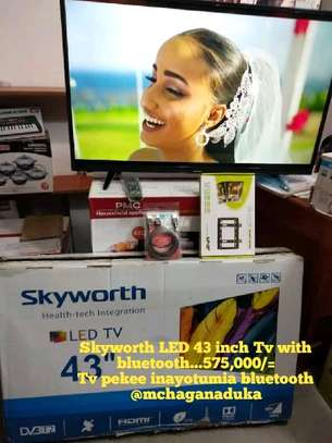 Skyworth 43 Inches  Full HD LED TV (The only Tv with bluetooth).....575,000/= image 4