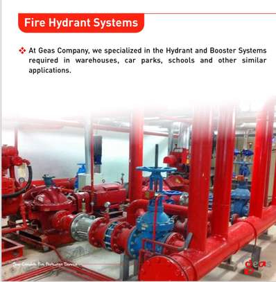 Fire Systems. image 1