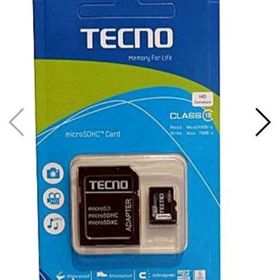 Tecno SD card