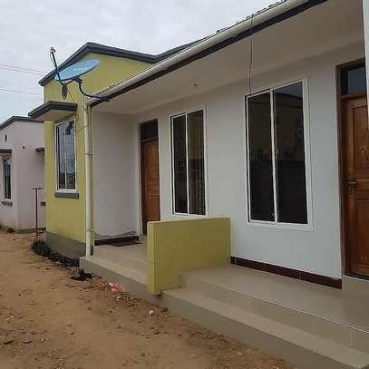 2 bed room brand new house villa for rent at tegeta nyuki image 2