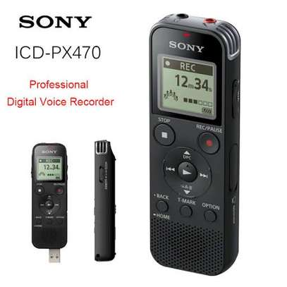 SONY PX470 Digital Voice Recorder image 1