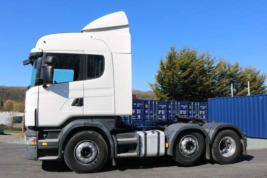 2005 Scania R420 Tractor Unit 6x2 image 2