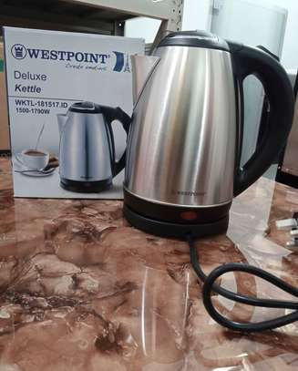 West Point kettle image 1