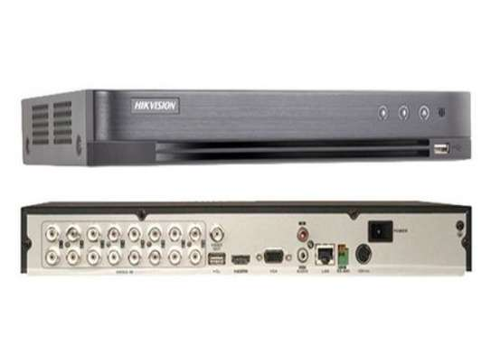 DS-7216HQHI-K1 (Turbo HD 4.0) |  ANALOG DVR | 16 CHANNEL | SECURITY VIDEO RECORDER image 4