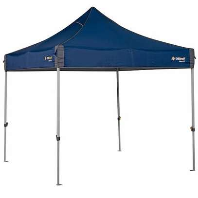Outdoor Foldable  Top Roof Canopy Tents-Provide Shade Against Sunlight & Rain(Metal Frame Included)