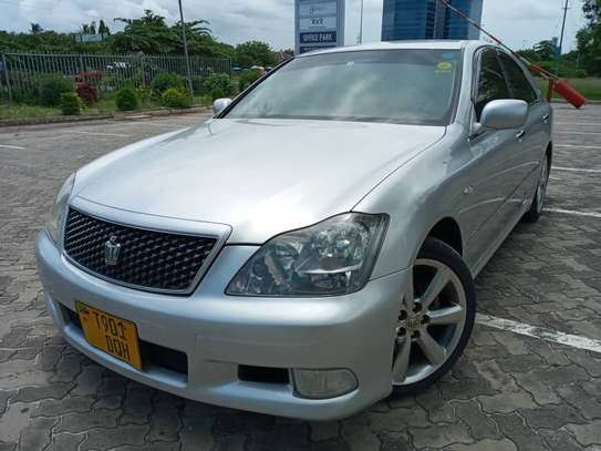2007 Toyota Crown Athlete image 10