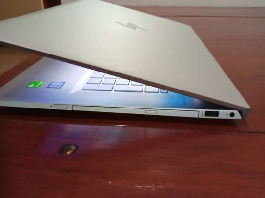 HP ENVY 17 INCH, CORE i7, 16gb,512gb, 4gb.