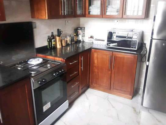 Executive  House for Rent Full furnished in masaki. image 7