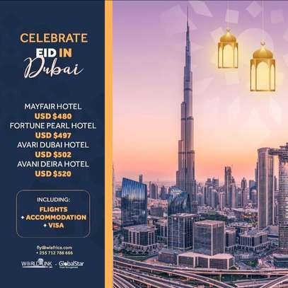 Worldlink Travel and Tours Ltd - EID in Dubai