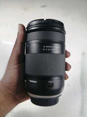 Tamron 18-400mm F/3.5-6.3 DI-II VC HLD All-In-One Zoom For Canon APS-C Digital SLR Cameras