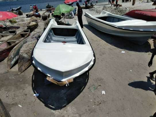 New Fiberglass  Boat for Fishing image 2