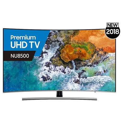 Samsung 55Inch Curved UHD 4K Series 8 image 1