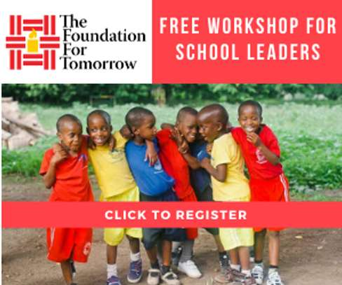 LAUNCHING INNOVATION IN SCHOOLS FREE WORKSHOP.