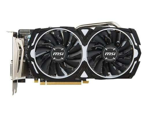 MSI RX580 8GB GAMING GRAPHIC CARD