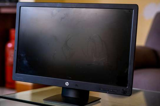 Hp monitor 24inch LED