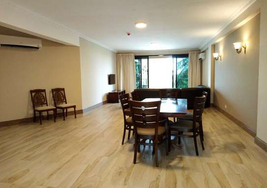 1 - 3 Bdrm Beach Apartments Full Furnished in Msasani Beach image 3
