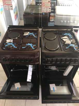 West point cooker with oven image 1