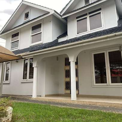 4 bed room house for rent at mbezi tank bovu