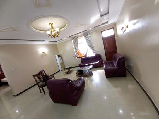 2 bdroom Apartment fully furnished for rent at Mikocheni image 3