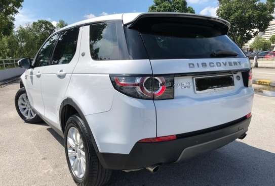 2015 LAND ROVER DISCOVERY SPORT USD 20,000/= UP TO DAR PORT TSHS 73MILLION ON THE ROAD image 4