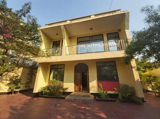 4 BEDROOM STAND IN MSASANI BEACH image 2