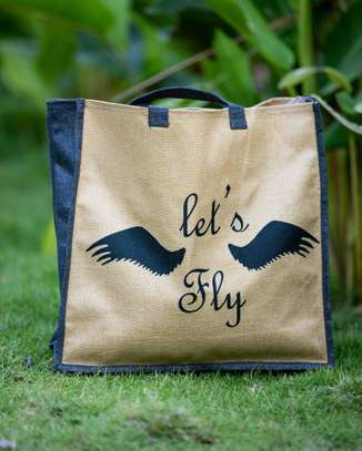 Let's Fly Nature Bags