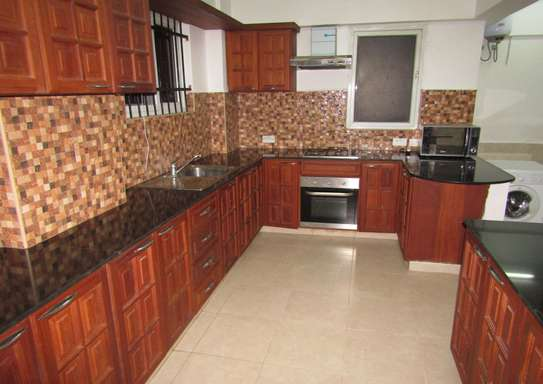 3 En Suite Bedroom Furnished Apartments in Upanga image 3