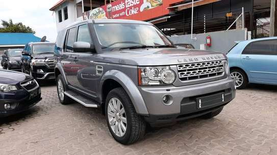 2014 Land Rover Discovery image 8