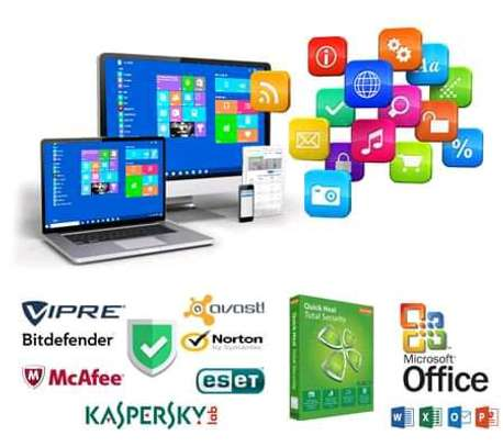 Software installation and Repair