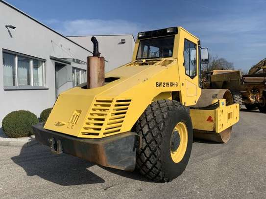 2003 BOMAG Compactor BOMAG BW 219DH-3 image 6
