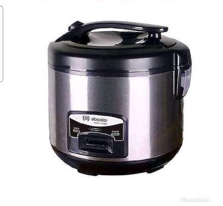 Aborder Rice Cooker