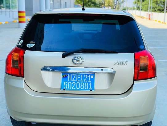 2006 Toyota Allex Cheses Number image 9