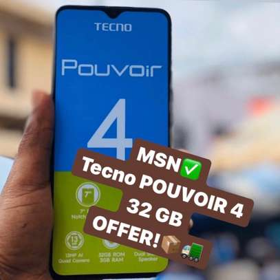 "Tecno POUVOIR 4 GB 32 ""SPECIAL OFFER"