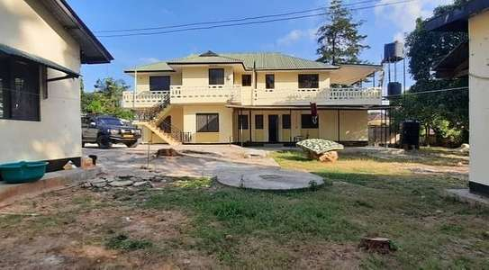 1500 Sqm House at Kinondoni