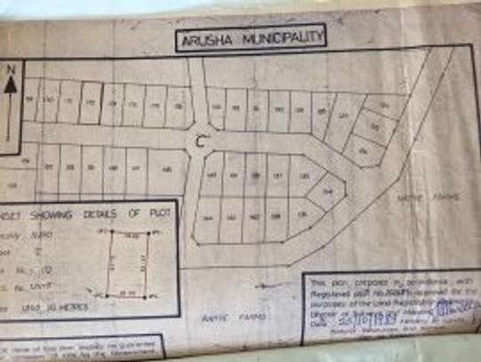1300 TITLED PLOT FOR SALE AT NJIRO BLOCK  D image 1