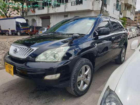 2007 Toyota Harrier image 1