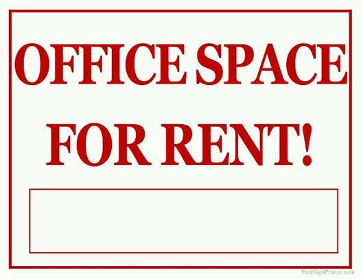Prime Location OFFICE Space for Rent Ideal for Corporations & Professionals