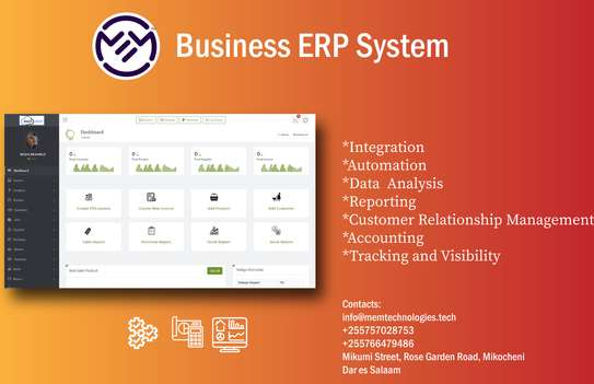 Business ERP System