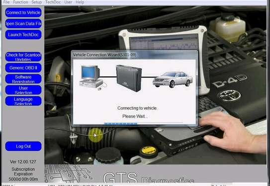 Car diagnosis system image 1