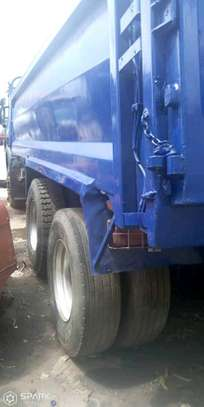 Scania Tipper 114 for sale image 7