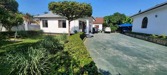 a 2bedrooms VILLA in mbezi beach UNFURNISHED is available for rent now image 1