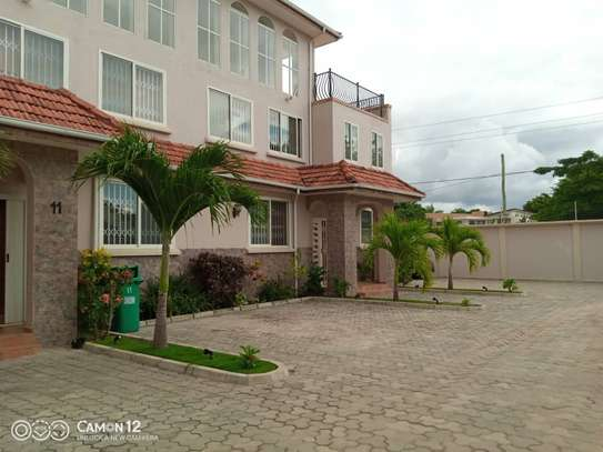 4 Bedroom full furnished Town house at Masaki with  Self Contained