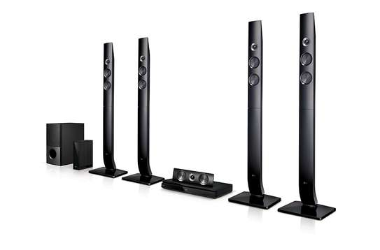 LG Home Theater 1200Watts image 1